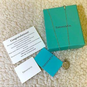 tiffany & co go women 2020 rare sunflower necklace